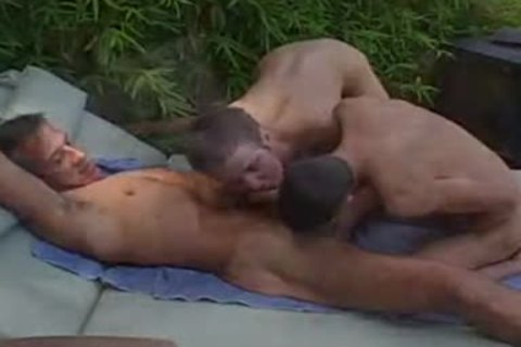 Jay Taylor bangs Two young men