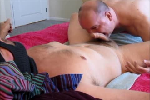 cute recent Daddy M. (kickbacklenny At Adam4Adam) Traveled Over 70 Miles For His Servicing And X-Tube Debut, Gentle Tubers.  Now THAT Is A True Honor For Me.  For His Effort he Received rimming, Some fake penis Play And A couple Of Drainings, All Ove