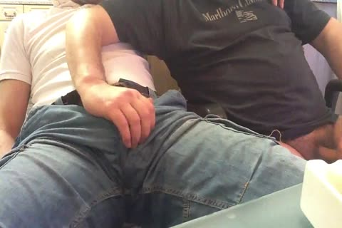I Had Loads Of enjoyment Playing With this chap's Bulge And Swallowing His big ramrod. suck job stimulation Starts At Around 5 Mins
