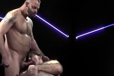 Backroom Muscle Daddies - Scene 4
