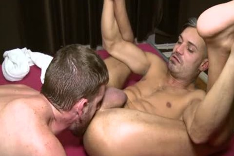 Keiran And Joshua Do Some raw pounding