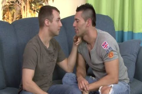 juicy homosexuals take up with the tongue And nail Their asses