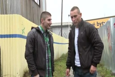 Czech Series - Getting a-hole In The Alley
