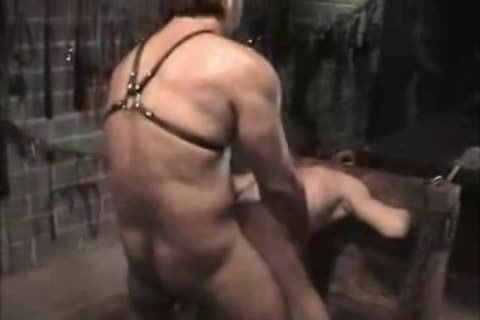 Very hot lad Locked In Stocks And fucked By Dungeon taskmaster