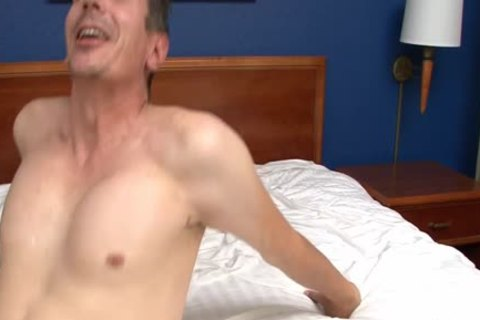 Two shaggy males Who Worship cocks!