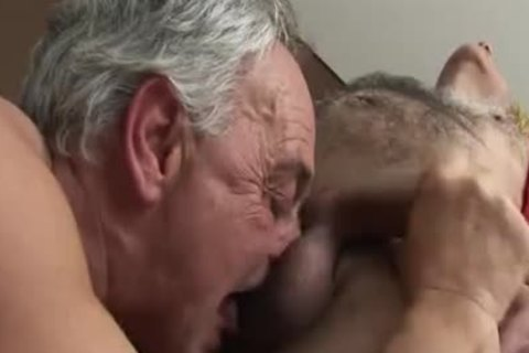banged By An old Turk