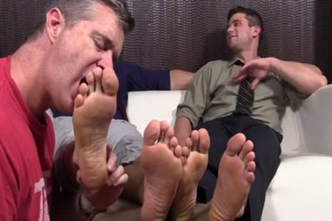 lusty males Cole And Kenny Love To Have Their Feet Worshipped