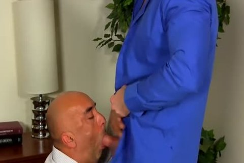 Shay Michaels bonks His Annoying Boss Brian In His butthole