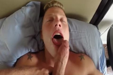 MenPOV - Ace Stone & Owen Powers bang In 2 Way POV