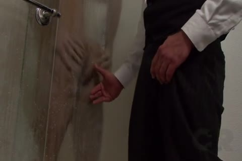Shower pound With Daddy