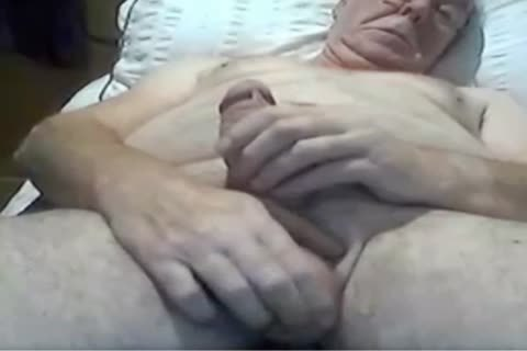 old man wank And Play On web camera