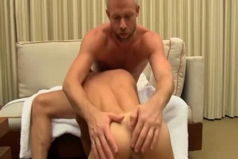 Andy Taylor receives A Frightening Johnson In His kinky