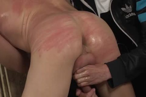 Very kinky Blond Kris Is disciplined Hard By large rod Ashton