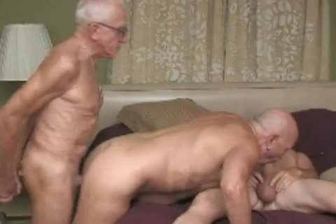 daddy man fuck threesome