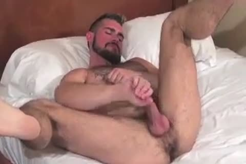 big Bear Daddy Breeds sleazy ass gangbang sleazy gap In Some good Barebacking Session