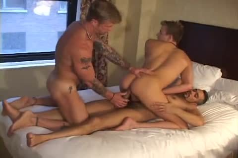 Jarod metallic & Chris Neal & Tony Serrano