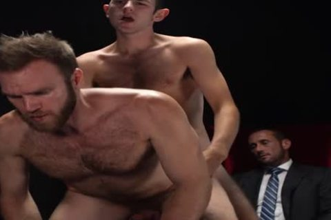 MormonBoyz - Two Missionaries fuck As torture For Priest Daddy