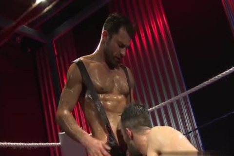 Muscle dick oral stimulation-sex And ejaculation