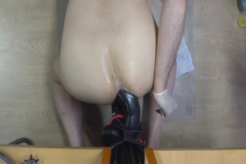 lengthy Time Self Fuking With A large sex-dildo