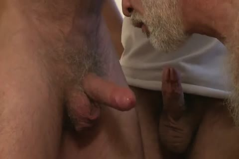 Son, Daddy And older man