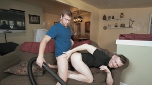 Getting A VJ - Connor Maguire & Jacob Peterson large penis screw