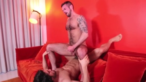 merely In Secret - Diego Sans and Chris Harder butthole Love