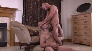 Family Secrets - Colby Jansen with Mike Tanner butthole Nail