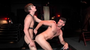 I'm Leaving you - Johnny Rapid and Jimmy Fanz butt Love
