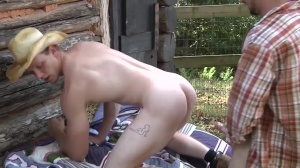 Down Low - Jason Maddox with Johnny Forza butt nail