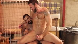 Last Goodbye - Jessy Ares and Ricky Ares anal job