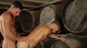 Forbidden - Paddy O'Brian with Matt Anders anal stab