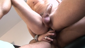 Jerking On The Job - Jay Roberts & Rogan Richards butthole bone
