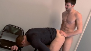 Scrum - Colby Jansen, Woody Fox butthole Love