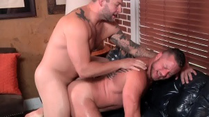 Top To Bottom: Charlie Harding - Colby Jansen and Charlie Harding ass bang