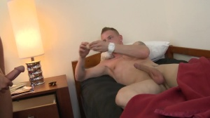 Temporary Stay - Chase young, Evan lenience butt poke
