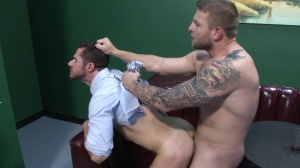 One Night only - Dean Monroe and Colby Jansen butthole Hump