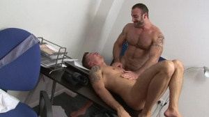 Pulling An All Nighter - Spencer Reed and Jay Roberts butthole hammer