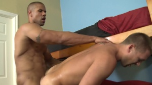 Taking The Blame - Robert Axel with Bobby Clark anal job