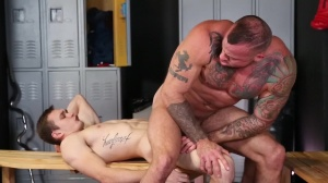 Confessions Of A Straight man - Sean Duran & Jackson Traynor anal Nail
