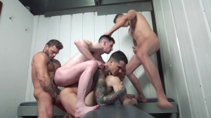 Snap! - Pierre Fitch & Jordan Fox ace pound