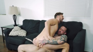Space Invaders - Jordan Levine & Casey Jacks butthole Hook up