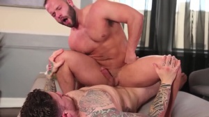 Last Day On Earth - Jordan Levine and Luke Adams butthole poke