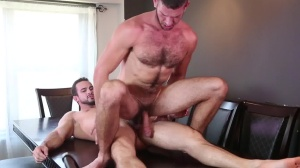 Raging Hard On - Phenix Saint, Jimmy Fanz ass pound