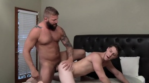 Fling Cleaning - Colby Jansen, Paul Canon anal bang