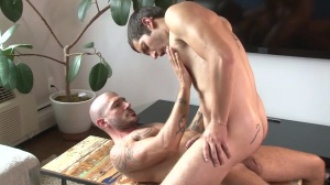 Atone - Johnny Hazzard with Dale Cooper butthole Hook up