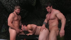 travel Of Duty - Zeb Atlas and Colby Jansen ace plow
