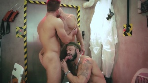 The End - Dato Foland and Paddy O'Brian butt Nail