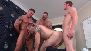 Scrum - Colby Jansen & Connor Maguire butthole Love