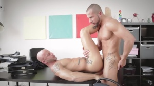 Privileged Information - Aymeric Deville with Craig Farell ass screw