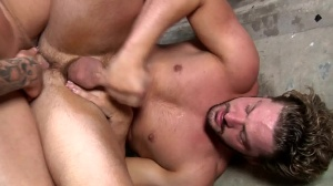Fire Drill - Sebastian young and Andrew Blue anal nail